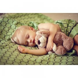 купить Набор пеленок SwaddleDesigns Swaddle Duo Blue Little Doggie