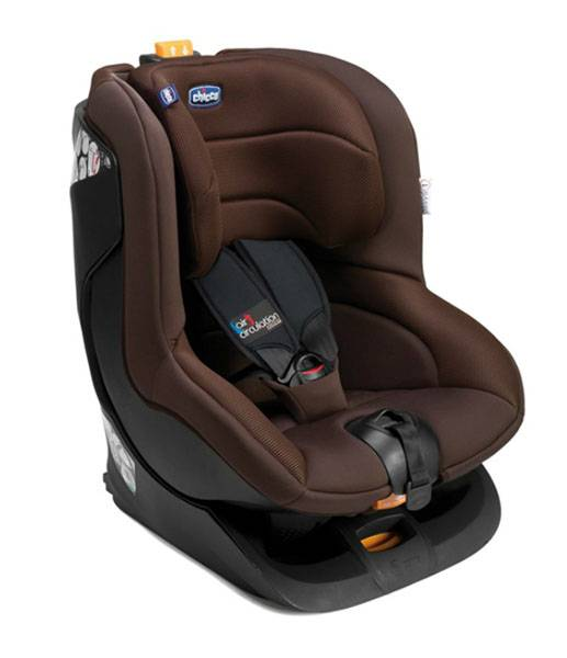 Автокресло Oasys 1 Isofix Brown Chicco (Чико)