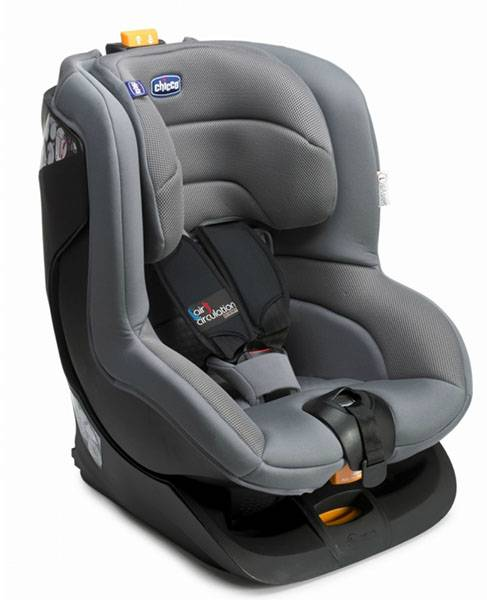 Автокресло Oasys 1 Isofix Grey Chicco (Чико)