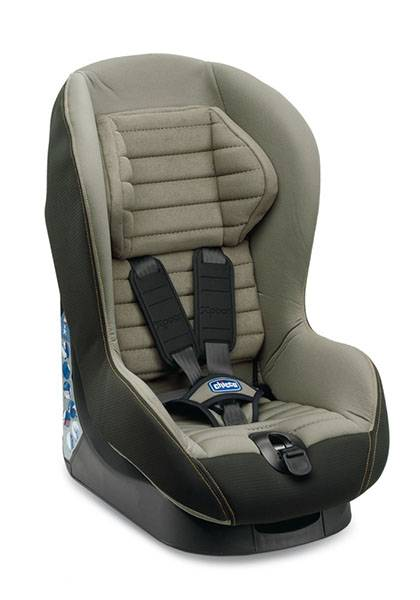 купить Автокресло XPACE ISOFIX CAR SEAT Brown Chicco (Чико)