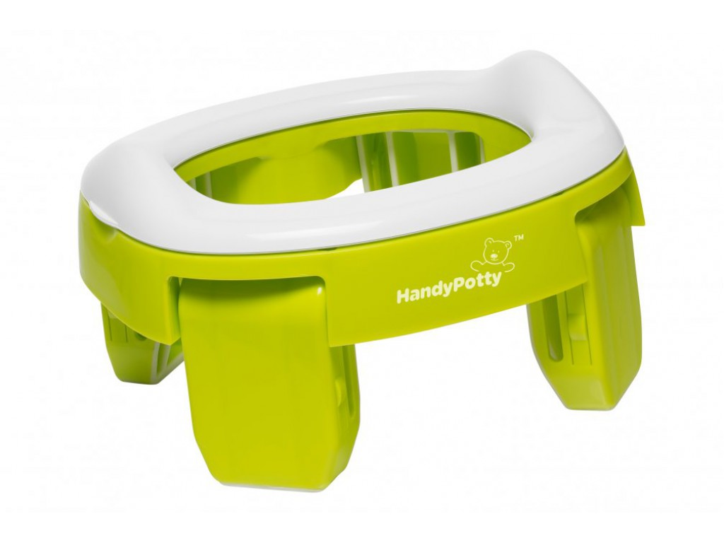 Дорожный горшок Roxy Kids HandyPotty Green